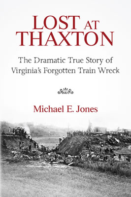 Lost at Thaxton Book Cover