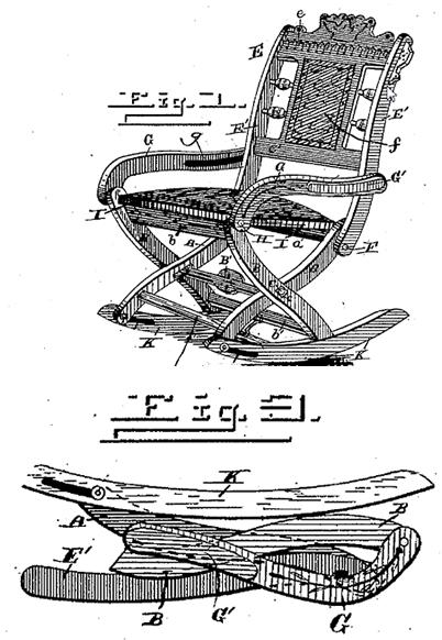1889 patent designs